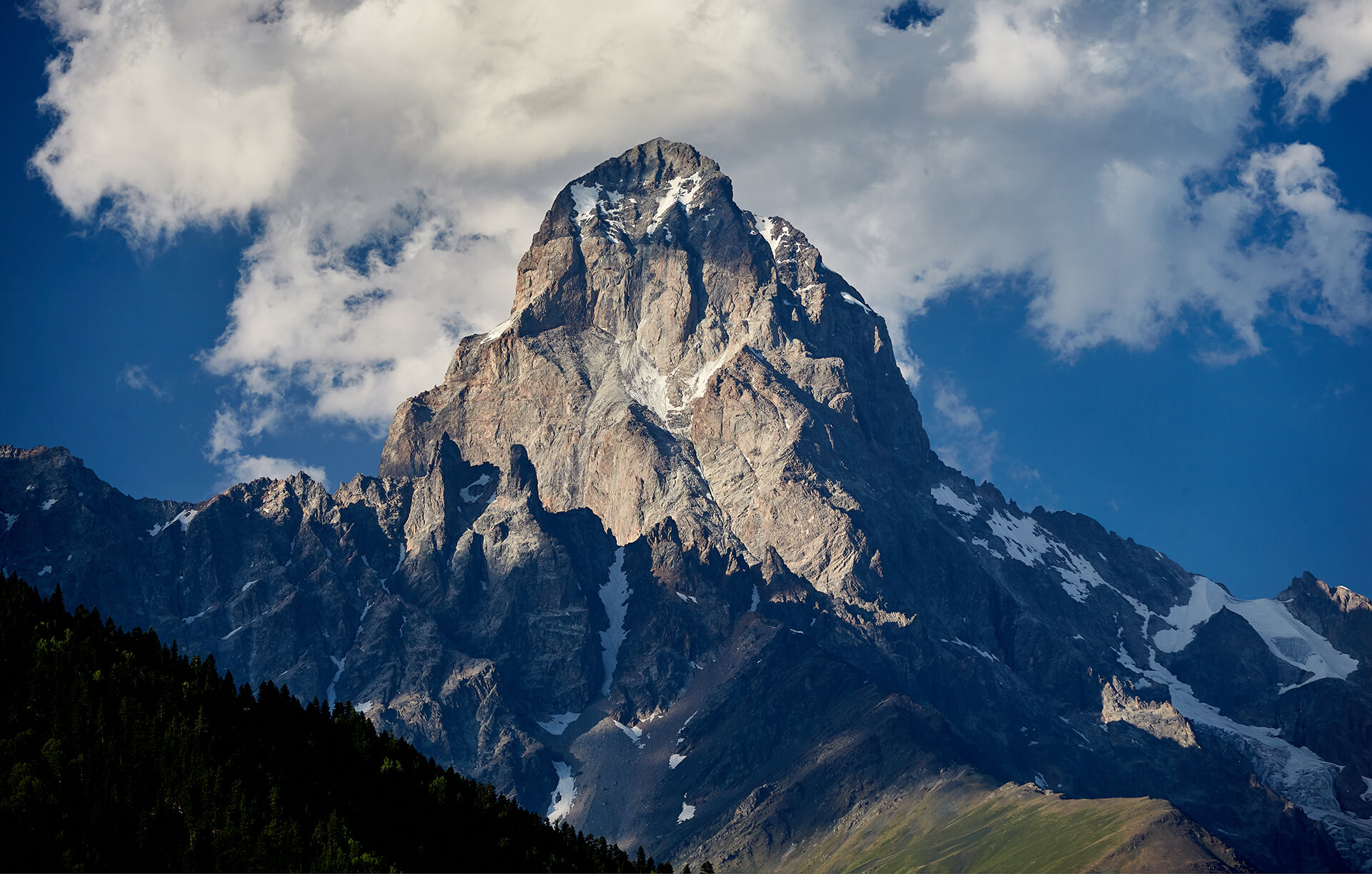 Ten day tour with main focus on Svaneti region