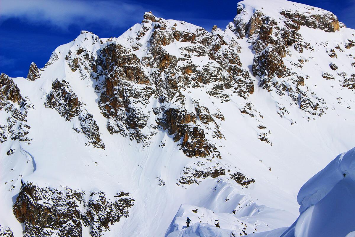 One day ski tour to Gudauri