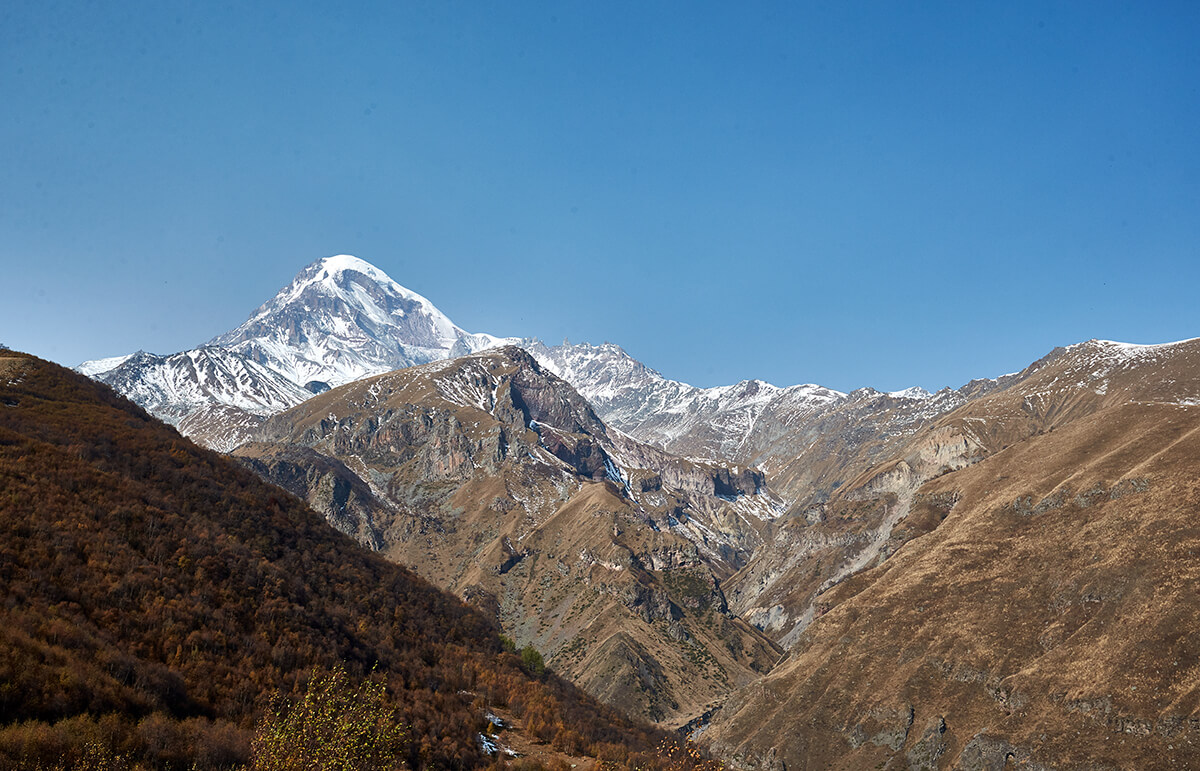 Tour to Kazbegi - What to see and do there.