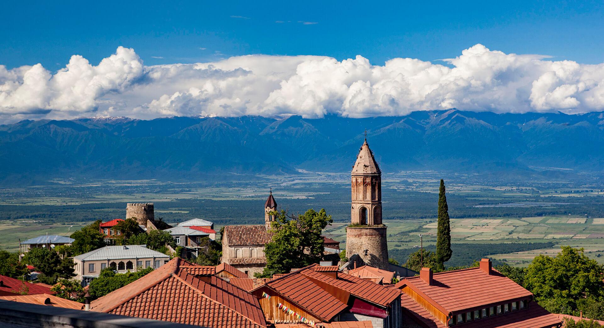 Wine tour to Kakheti